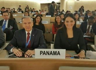 Panamá reitera compromiso en materia de Derechos Humanos en Ginebra, Suiza
