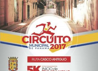 Hasta el 9 de marzo tienes oportunidad de inscribirte en el Circuito Municipal 5K, ruta Casco Antiguo