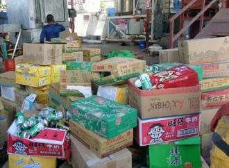 Más de 30 mil kilos de alimentos decomisados fueron destruidos por incumplir normativa legal
