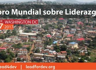 Mañana inicia en Washington Foro Mundial sobre Liderazgo 2017