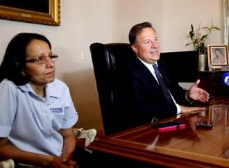 Presidente conversó con docentes del programa Panamá Bilingüe que se capacitan en Estados Unidos