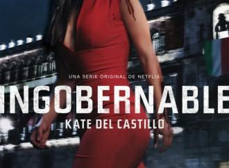 Netflix lanzará primera temporada del Ingobernable el 24 de marzo