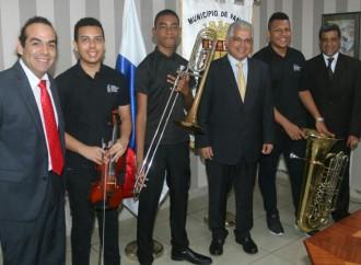 Alcaldía de Panamá yFundación Sinfonía Concertante suscriben acuerdo de Cooperación