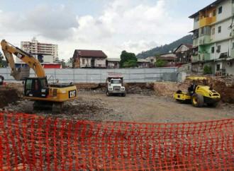 Construcción de Villa Olga en El Chorrillo beneficiará 150 familias