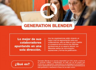 Generation Blender: la nueva era de la comunicación organizacional