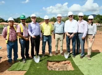 Panamá Pacífico da la primera palada del proyecto Madeira at Woodlands
