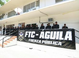 Fuerza de Tarea Conjunta-Águila inicia despliegue táctico para someter la delincuencia organizada