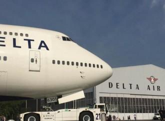 Histórica exposición '747 Experience' abre sus puertas hoy en el Delta Flight Museum