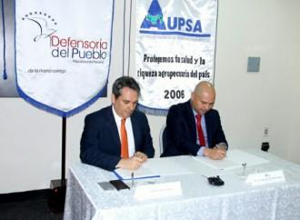 AUPSA se incorporó alNodo de Transparencia de la Defensoría del Pueblo