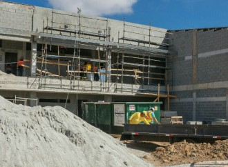 Avanza con un 60% Construcción de Centro Universitario en Ciudad de Esperanza en Arraiján
