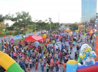 ATP: Carnaval en la ciudad capital rompió récord en asistencia