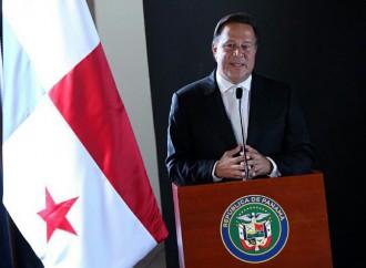 Presidente Varela llama a un inicio del año escolar con mucha fuerza y compromiso