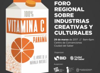 Vitamina C: Foro Regional sobre Industrias Creativas y Culturales