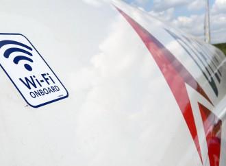 Delta continúa actualizando la experiencia Wi-Fi con 100 aeronaves que cuentan ya con 2Ku instalado