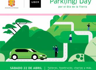 Alcaldía de Panamá y Uber te invitan a generar conciencia a través del Park (ing) Day