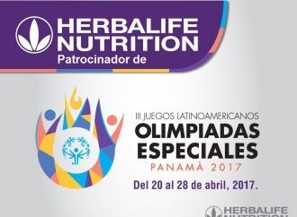 Herbalife patrocina III juegos Latinoamericanos de las Olimpíadas Especiales 2017