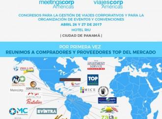 Panamá será por primera vez el epicentro de la gestión de viajes de negocios