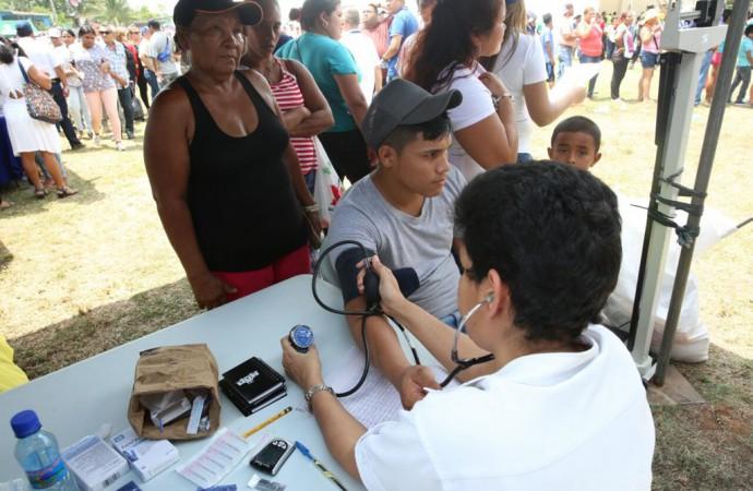 Gabinete Ciudadano impacta positivamente a cerca de 150 mil panameños en todo el país
