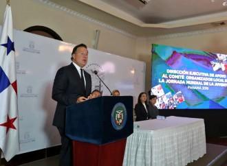 Presidente Varela crea Dirección Ejecutiva que apoyará la organización de la JMJ 2019
