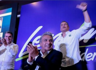Lenín Moreno gana la Presidencia de Ecuador, según conteo del CNE