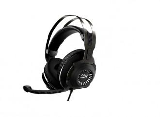 HyperX lanza audífonos Cloud Revolver S sus auriculares más avanzados para gamers