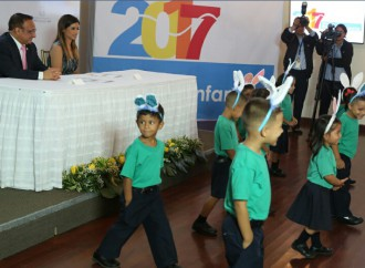 """Panamádeclara el 2017 como """"Año de la Primera Infancia"""""""
