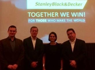 Stanley Black & Decker amplía su portafolio de productos y consolida su liderazgo en la región