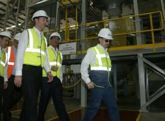 CEMEX reafirma confianza en crecimiento de Panamá inaugurando nueva planta de aditivos