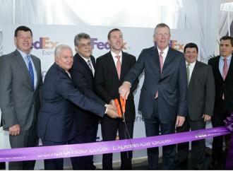 Panamá consolida su liderazgo como hub logístico de la región con apertura de centro logístico FedEx