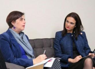 Panamá y Chile suman acciones por la equidad entre hombres y mujeres
