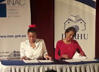 INAC e IFARHU suscriben convenio para formación de estudiantes y docentes panameños