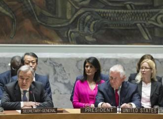 Secretario General de la ONU expresó preocupaciónsobre el programa nuclear de Corea del Norte