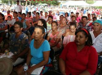 Población de Parita recibirá vivienda, sanidad básica y acceso a servicios financieros