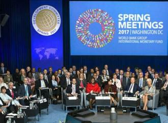 Comunicado del Comité para el Desarrollo del Banco Mundial y el FMI