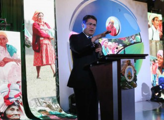 Presidente Hernández lanza Plan Maestro de Agua, Bosque y Suelo