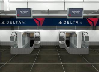 Delta implementa tecnología de reconocimiento facial y sistema biométrico en los EE.UU.