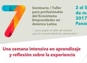 """SENACYT impulsa el """"Seminario Taller para profesionales del Ecosistema Emprendedor en América Latina"""""""