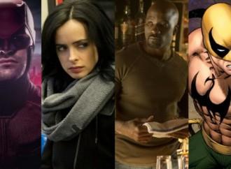 Mira el trailer de la anticipada serie original de Netflix Marvel's The Defenders AQUÍ