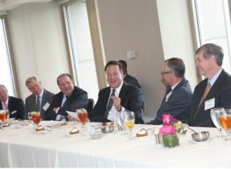 Presidente Varela se reúne con autoridades de Georgia y el CDC de Atlanta