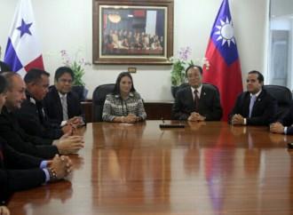 Panamá impulsará 4 proyectos en materia de Seguridad y Agro con donación de la República de China (Taiwán)