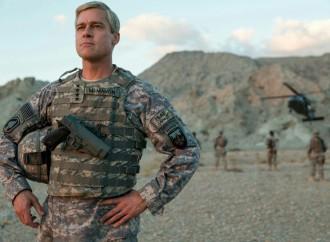 Aqui te traemos el nuevo trailer de la muy esperada sátira War Machine