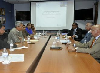 Autoridades buscan estrategias para optimizar Atención Médica en el CHAAM