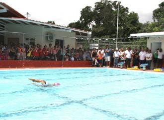 Comunidad de Chilibre inauguraron Casa Cultural y Piscina que beneficiará a 50 mil residentes