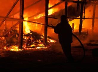El fuego se puede prevenir desde el diseño de la obra