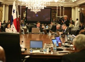 Gabinete aprueba crédito suplementario y modificación al presupuesto de la ACP para la vigencia fiscal 2017