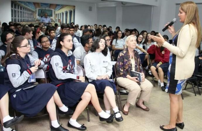 OISPA continúa jornada de sensibilización a estudiantes sobre el SPA