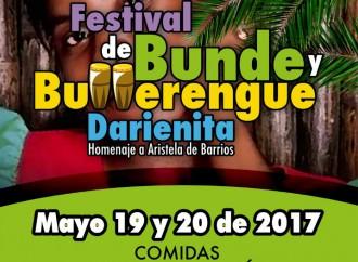Mañana inicia elI Festival de Bunde y Bullerengue en Darién