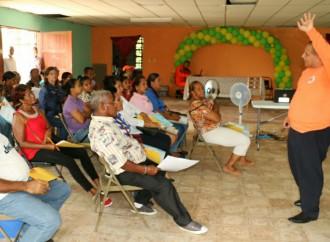 Alcaldía de Panamá inició capacitación sobre Gestión de Riesgo y Resiliencia Comunitaria