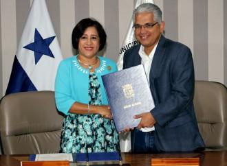 Alcaldía y Hogares Crea suscriben Carta de Cooperaciónpara ayudar a indigentes