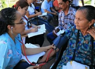 CSS realiza Censo de Salud Preventiva en Centro de Salud de Atalaya